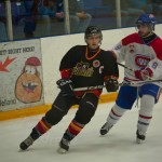 Port Colborne Pirates vs. Welland Jr. Canadians