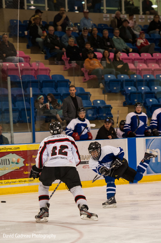 Port Colborne Pirates vs. Niagara Falls Canucks
